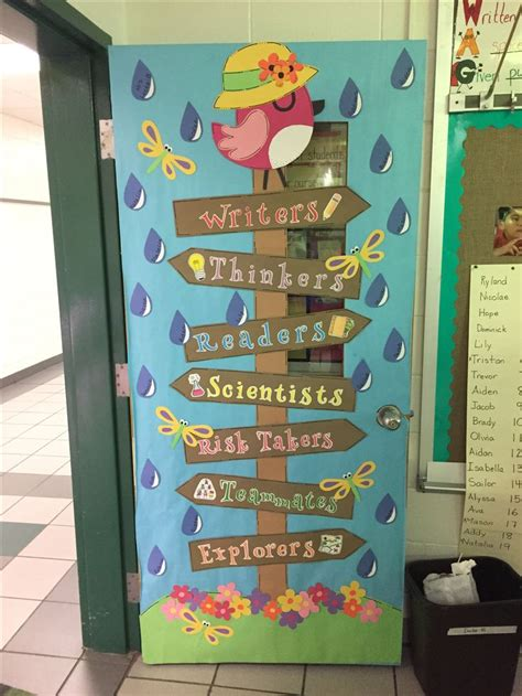Classroom Door Decorations Ideas by Best 25 Classroom Door Decorations Ideas On