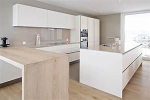 Küchenideen U Form : die k che siematic s2 mit mit lackfronten harmoniert mit dem bodenbelag und der integierten ~ Eleganceandgraceweddings.com Haus und Dekorationen