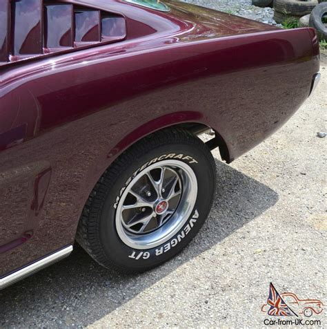 1965 Mustang Fastback 289 A-code Beautiful Show Quality