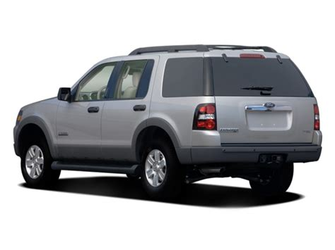 2007 Ford Explorer Reviews And Rating