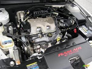 2002 Pontiac Grand Am Gt Coupe Engine Photos