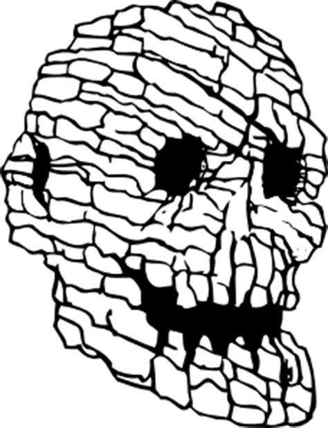 You may also like messy bun glass or messy hair bun clipart! Rock Skull clip art Free Vector / 4Vector