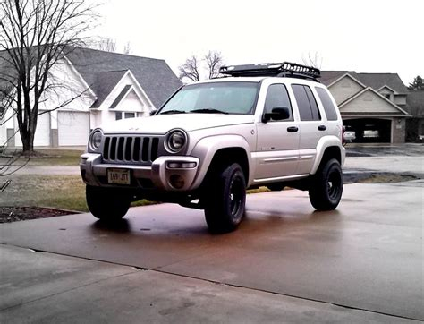 silver jeep liberty with black rims dave93 2002 jeep liberty specs photos modification info