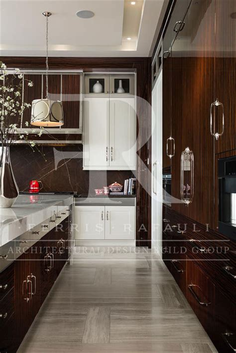 ultra luxury kitchens toronto  ferris rafauli