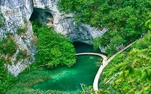 Plitvice, Lakes, National, Park, Croatia, Wonderful, Photo, Hd