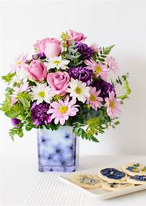 Mother's Day brunch ideas with Teleflora - 100 Layer Cake