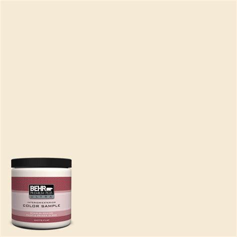vanilla cone paint color behr premium plus ultra 8 oz icc 10 vanilla matte