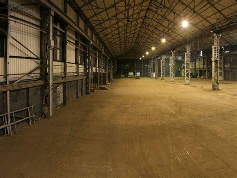 Large Warehouse Film Location