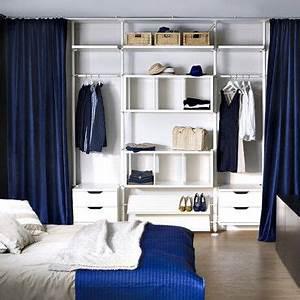 Dressing Rideau Ikea : dressing ikea le top des armoires pour organiser son ~ Dallasstarsshop.com Idées de Décoration