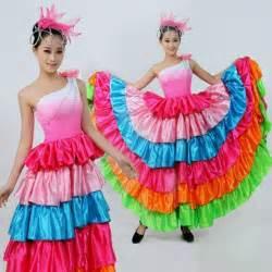 Spanish Bull Dance Dress