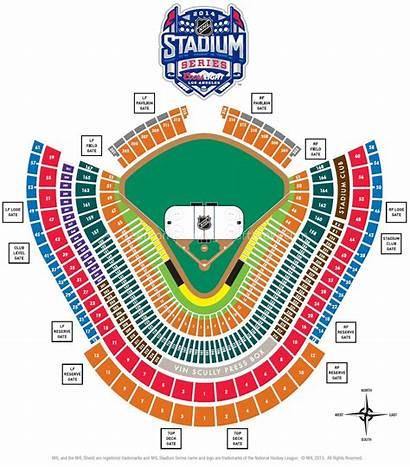 Stadium Dodger Seating Chart Los Angeles Hockey