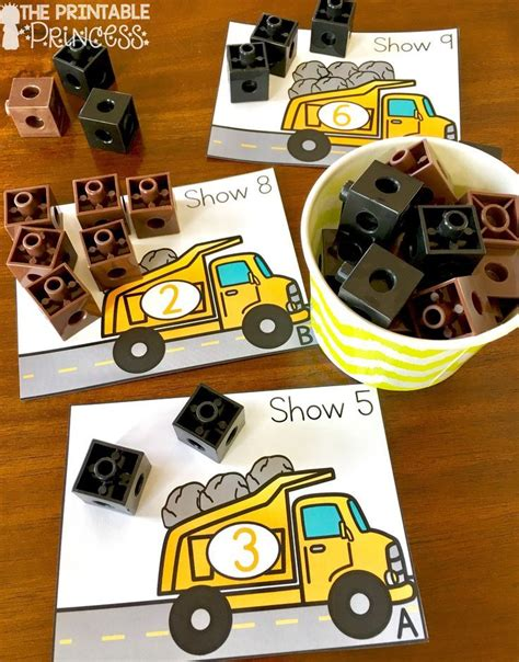 construction theme centers for kindergarten six and 919 | dcecb702e02d8555f4b1aec889b57296