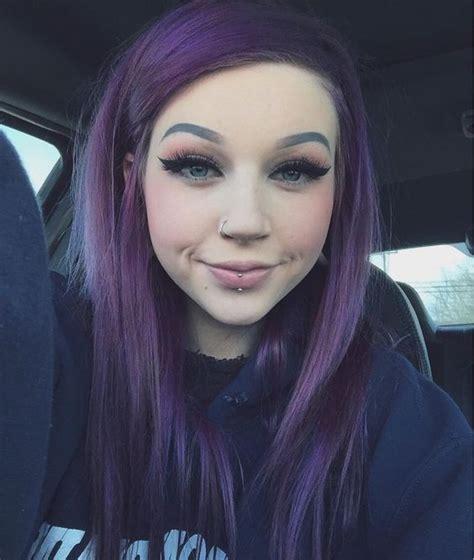 black purple hair color 26 best purple hair color 2017 on haircuts