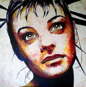 Peinture Visage Femme : visage d 39 art et d 39 esprit page 3 ~ Melissatoandfro.com Idées de Décoration
