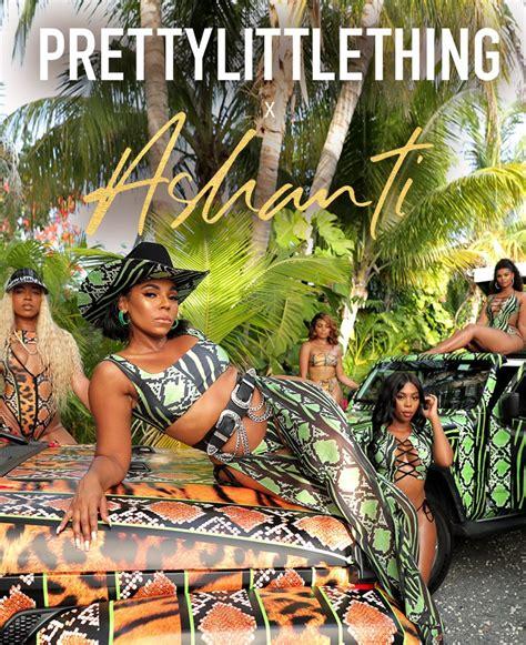 PrettyLittleThing X Ashanti | PrettyLittleThing