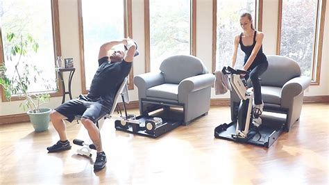 Exercise Equipment In Furniture! » Gadget Flow