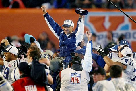 Jim Irsay On Tony Dungys Super Bowl Run With Colts That