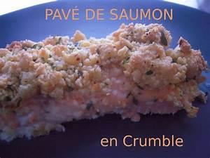 Crumble Salé Parmesan : pav de saumon en crumble flagrants delices by ~ Nature-et-papiers.com Idées de Décoration