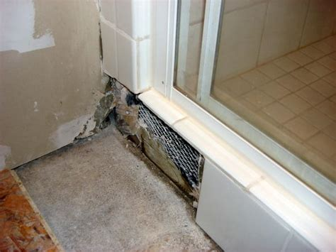 leaking grout corner ceramic tile advice forums