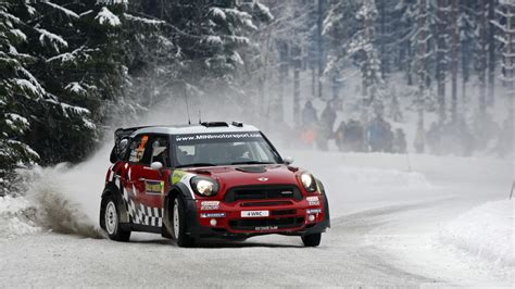 Download Rally Mini Cooper Wallpaper 1920x1080