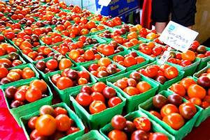 Farm Fresh Tomatoes now Arriving - Franklin Farmers Market