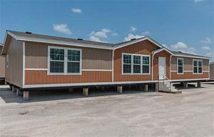 The Canyon Bay I FT32684A manufactured home floor plan or