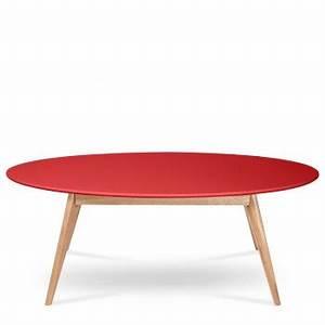 Table Ovale Scandinave : table basse scandinave kompass 55 by drawer ~ Teatrodelosmanantiales.com Idées de Décoration