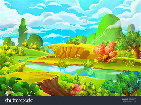 nature wallpaper cartoon gallery