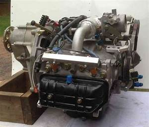 Ram Subaru 115 Hp Aircraft Engine   New Must Sell Ram