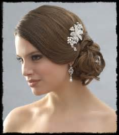 wedding hair accessories j 39 s fashion wedding gown bridal hairstyle and accessories