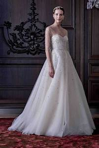 monique lhuillier wedding dresses 2016 modwedding With monique wedding dresses price