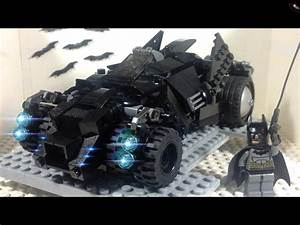 Lego Batman Batmobile : lego batman arkham knight batmobile moc youtube ~ Nature-et-papiers.com Idées de Décoration