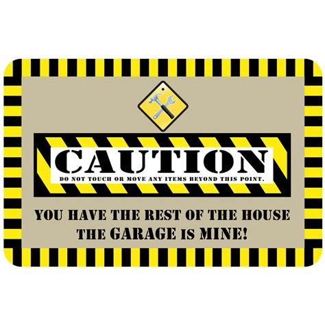 funny floor mat garage    garage floor protection