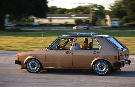 No-reserve, Low-mileage 1982 Vw Rabbit Diesel