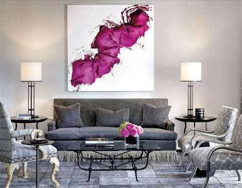 Image result for magenta living room decor  Magenta Decor