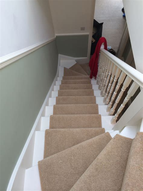 ceramic tile step edge wood   stairs   install