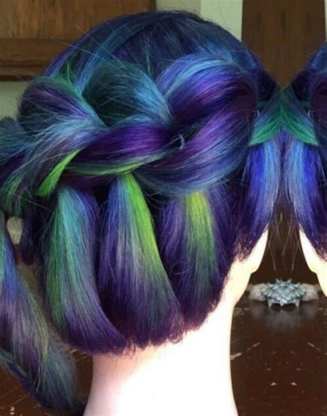 17 Best Images About To Dye For On Pinterest Neon Hair