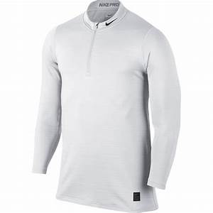 Gear Fit 2 Pro Size Chart Nike Pro Warm 1 4 Zip Fitted Top Men 39 S Backcountry Com