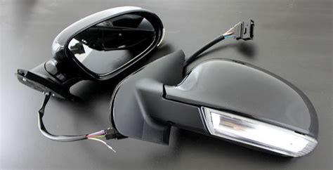 außenspiegel golf 4 vw golf 4 au 223 enspiegel golf 5 design spiegel led blinker spiegelblinker usa blk ebay