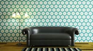 Tapeten In Brauntönen : tapeten 13 ideen zur wandgestaltung im wohnzimmer ~ Sanjose-hotels-ca.com Haus und Dekorationen