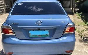 Sell Blue 2012 Toyota Vios In Bacolod City