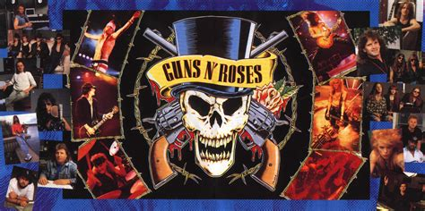 Discografia Guns N Roses MEGA Identi
