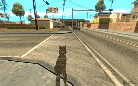 Animals In Los Santos For Gta San Andreas
