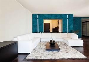 Metallic Farbe Wand : 29 kreative wohnideen f r moderne wandgestaltung ~ Sanjose-hotels-ca.com Haus und Dekorationen