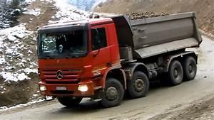 Mercedes-benz Actros 4144 8x6