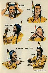 Indian sign language(Lakota) | Native American | Pinterest ...
