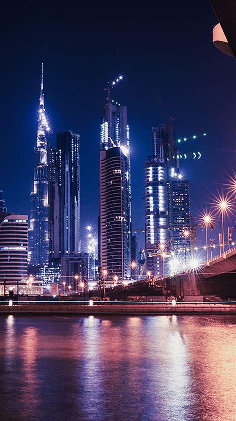nu city night view hongkong nature wallpaper