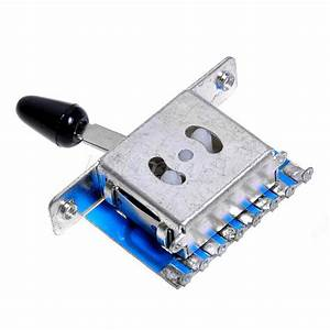 2pcs 5 Way Pickup Selector Switch For Fender Strat St