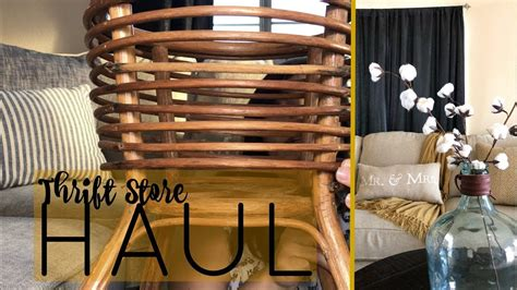 Community thrift store where 100% of profits benefit the russell home for atypical children. Thrift Store Haul / Home Decor Interior Design - YouTube