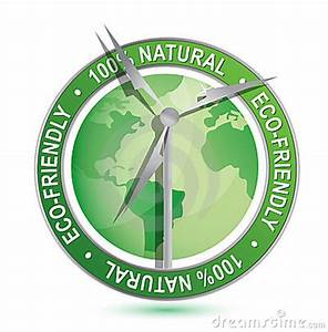 Wind Power Eco-friendly Sign And Symbol Royalty Free Stock ...